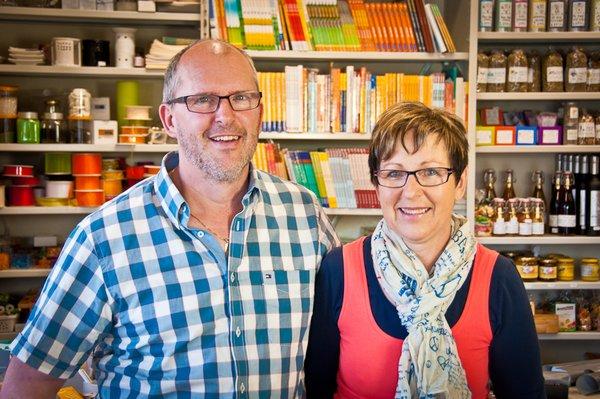 Lisbeth und Arthur Büchler
